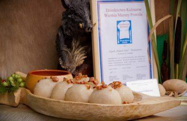 Kartacze i certyfikat Dziedzictwa Kulinarnego