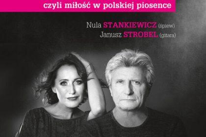 Plakat koncertu Ździebełko ciepła