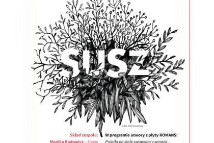 plakat wydarzenia Koncert SUSZ