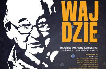 plakat wydarzenia Wspomnienia o Andrzeju Wajdzie